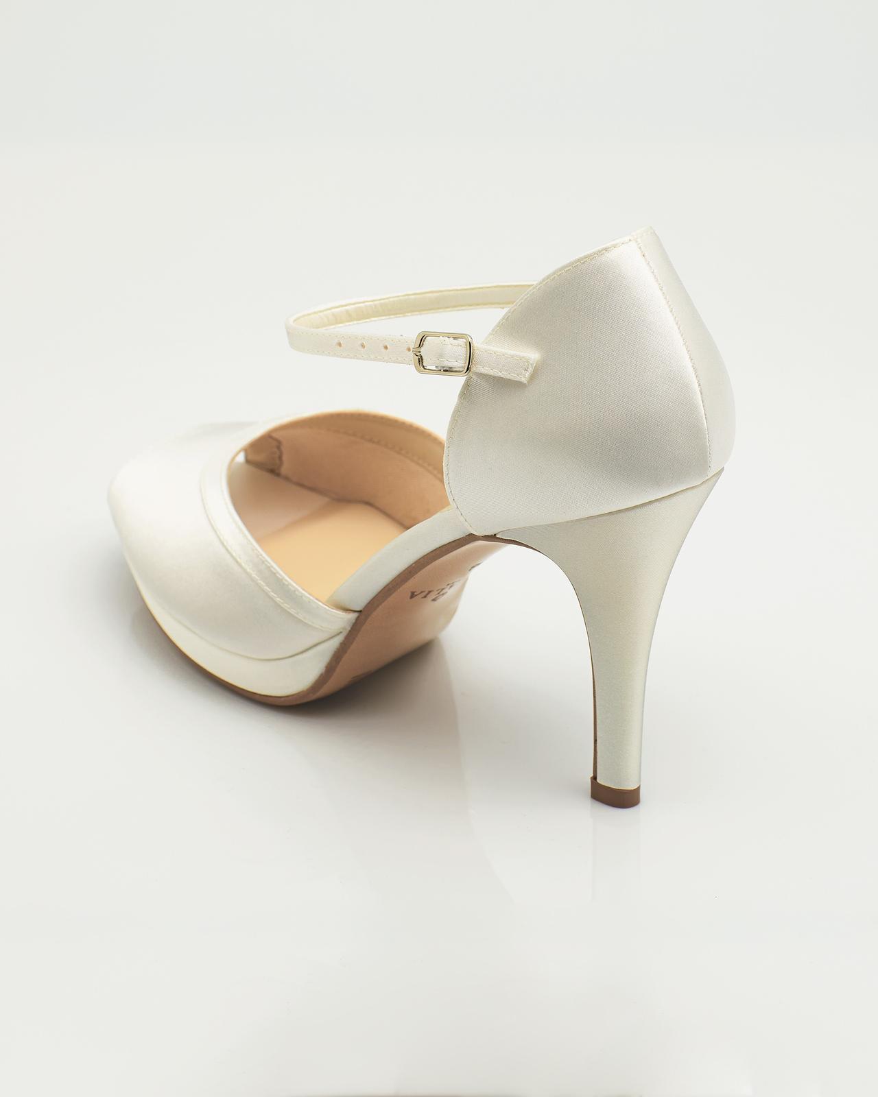 Svadobné topánky Ines - Obrázok č. 2
