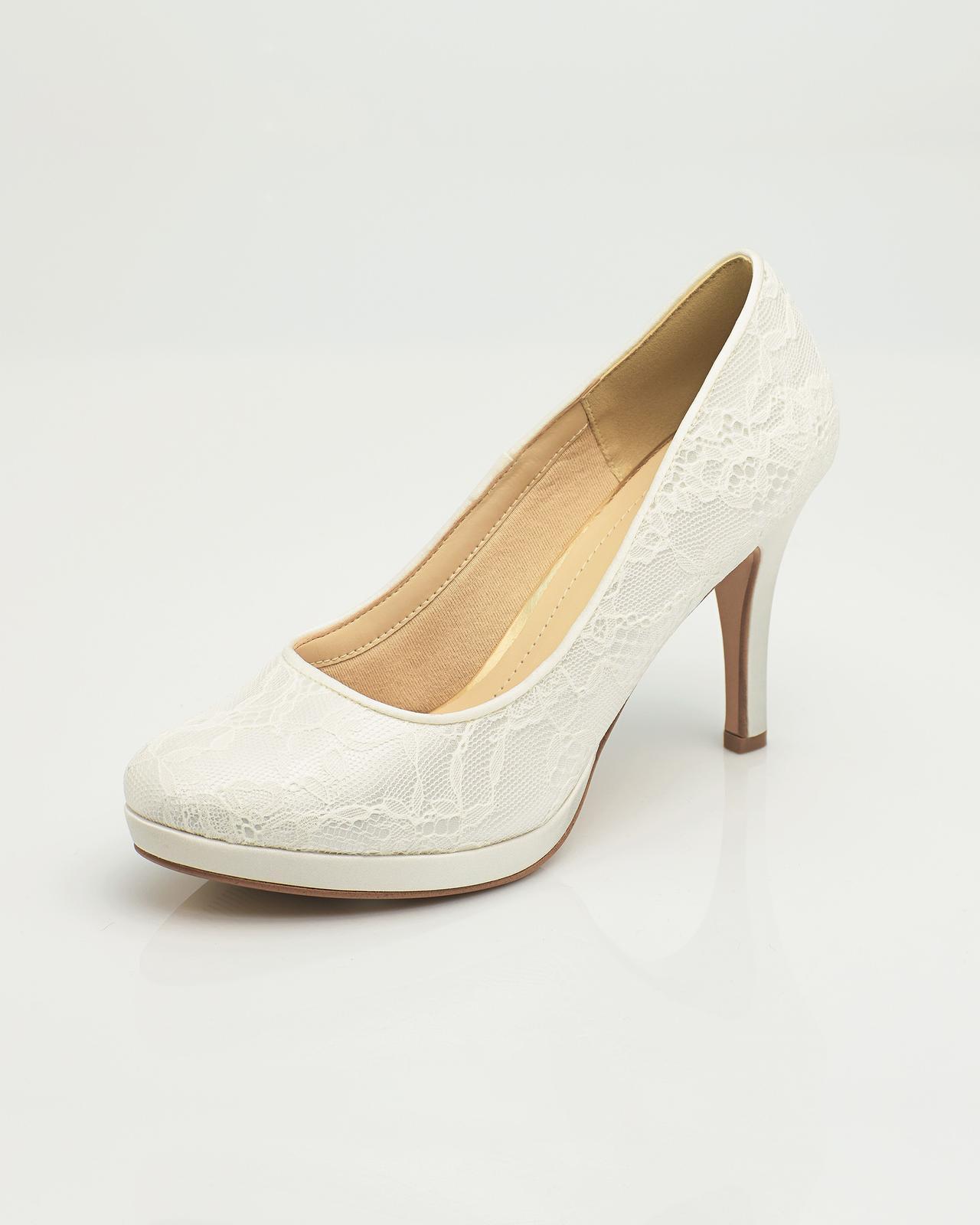 Svadobné topánky Suri - Obrázok č. 1