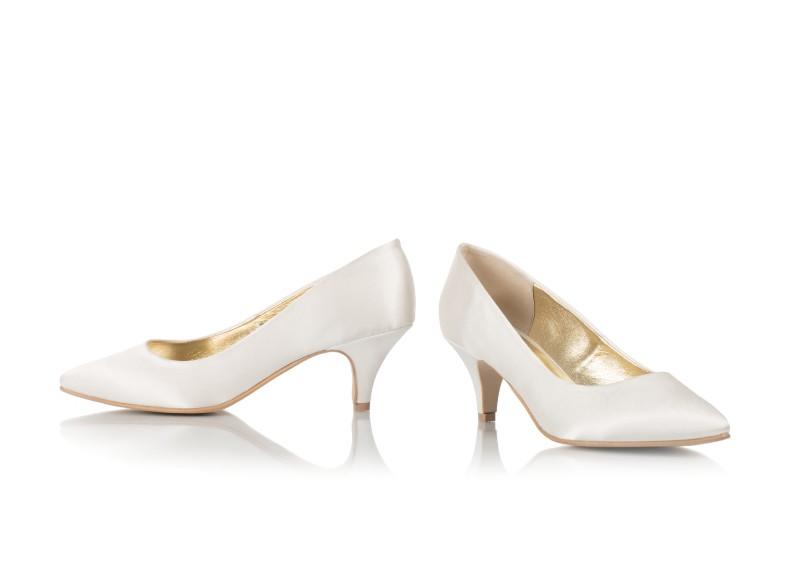 Svadobné topánky Lily - Obrázok č. 1