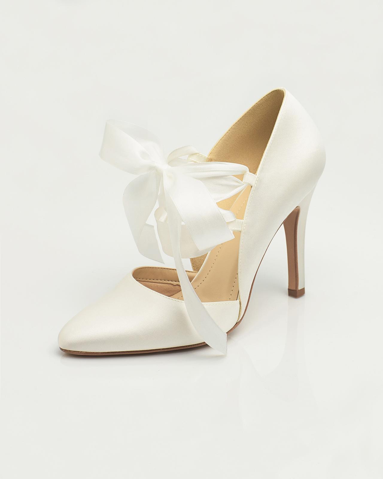 Svadobné topánky Gigi - Obrázok č. 1