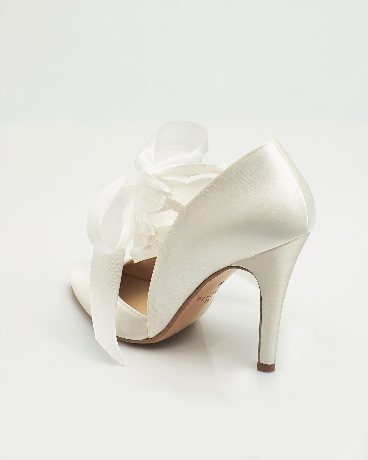 Svadobné topánky Gigi - Obrázok č. 2