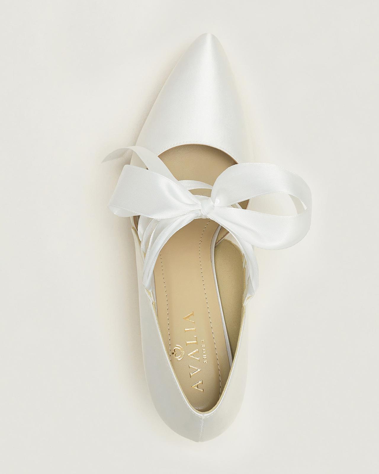 Svadobné topánky Gigi - Obrázok č. 3