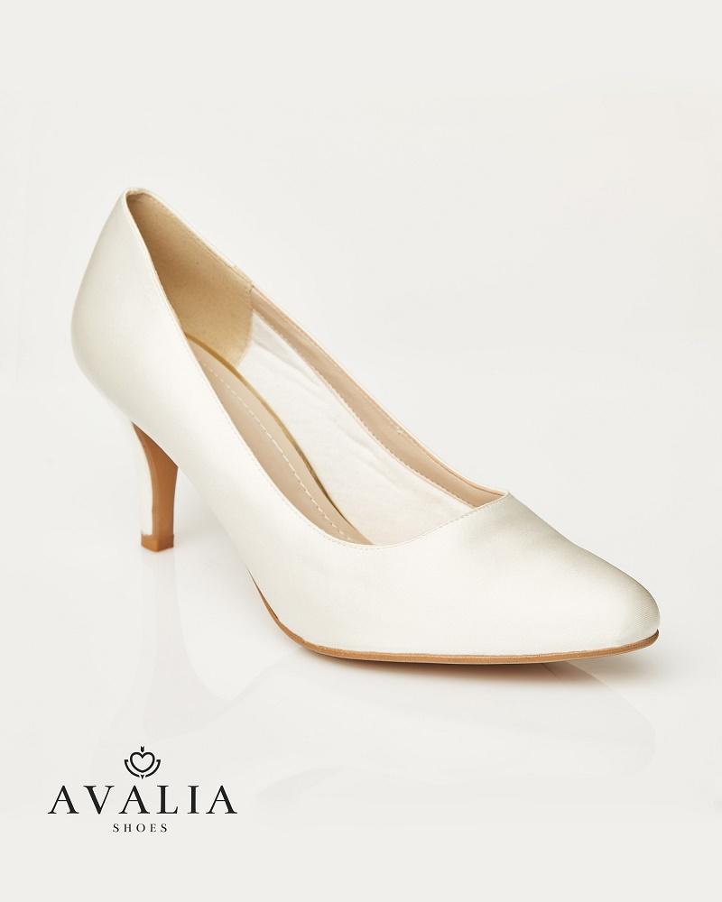 Svadobné topánky Anna - Obrázok č. 1