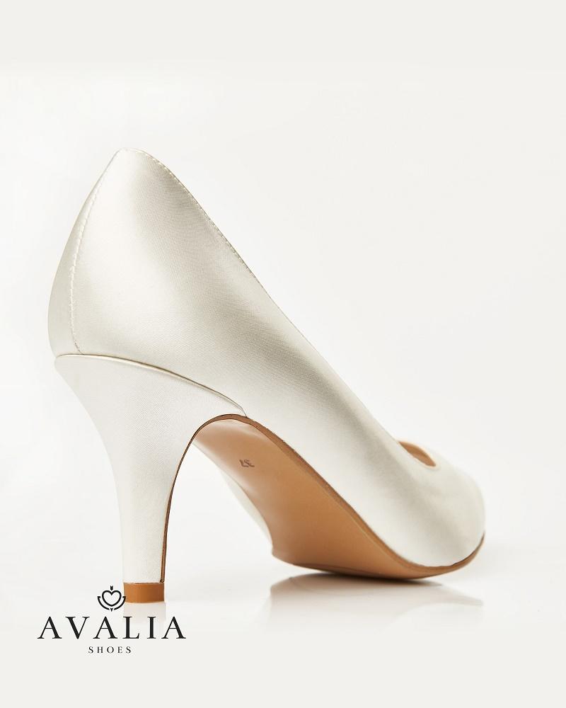 Svadobné topánky Anna - Obrázok č. 2