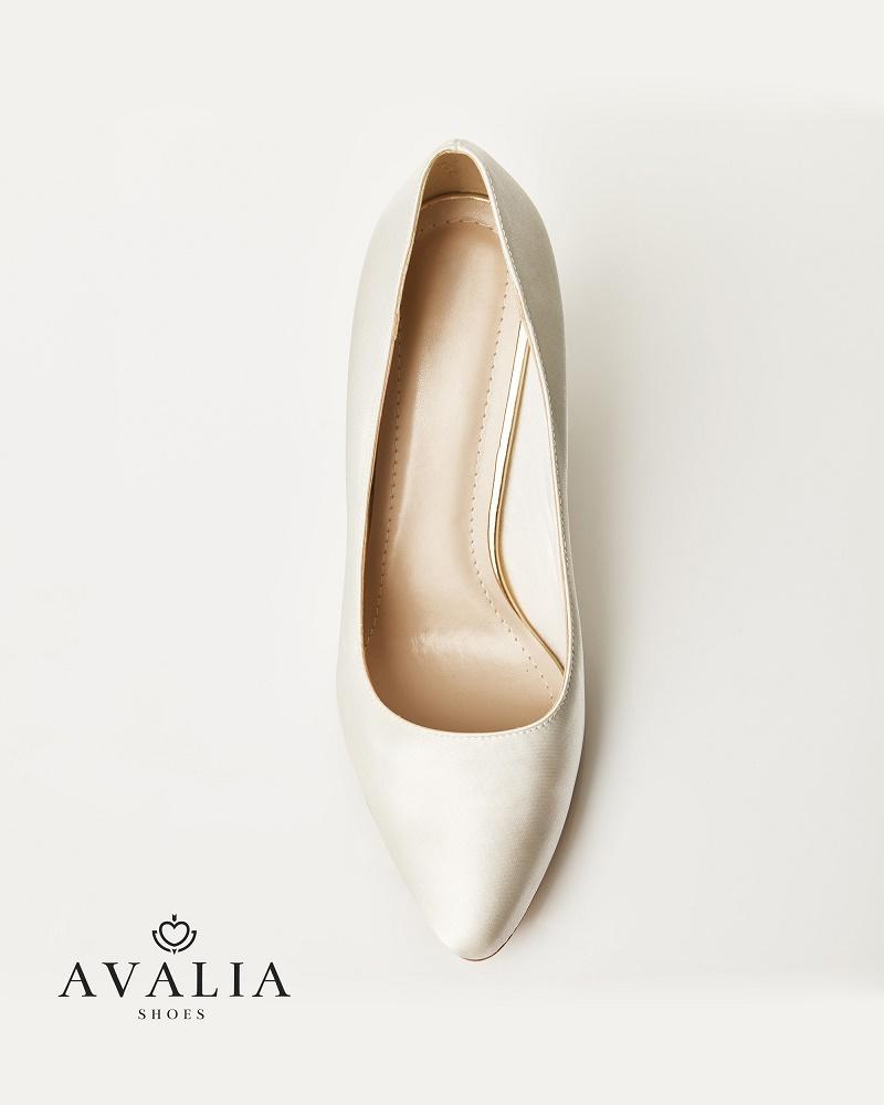 Svadobné topánky Anna - Obrázok č. 3