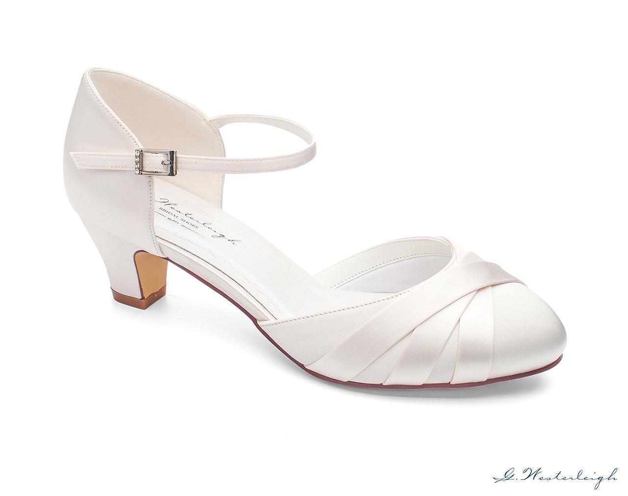 Svadobné topánky Blanca - Obrázok č. 1