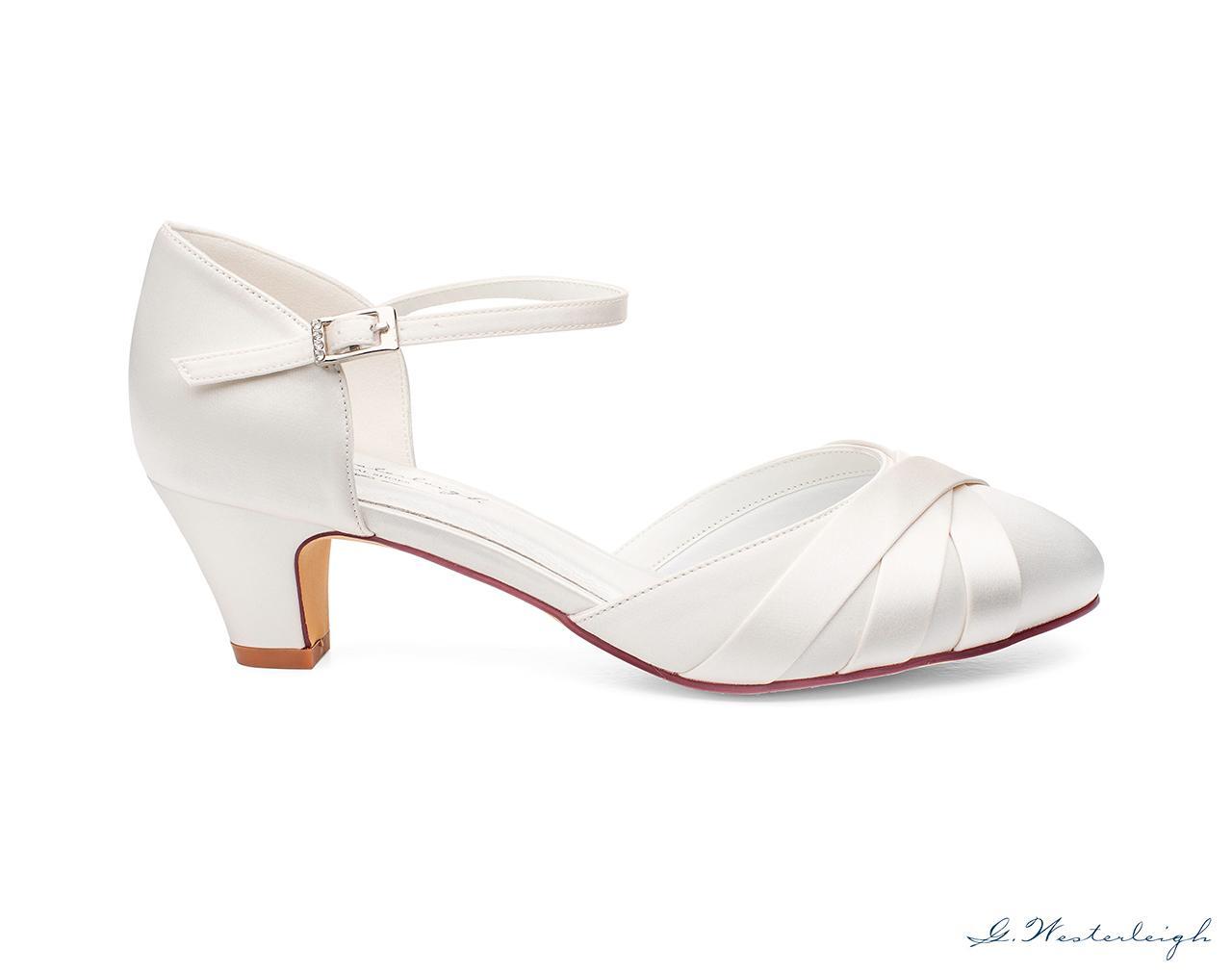 Svadobné topánky Blanca - Obrázok č. 3