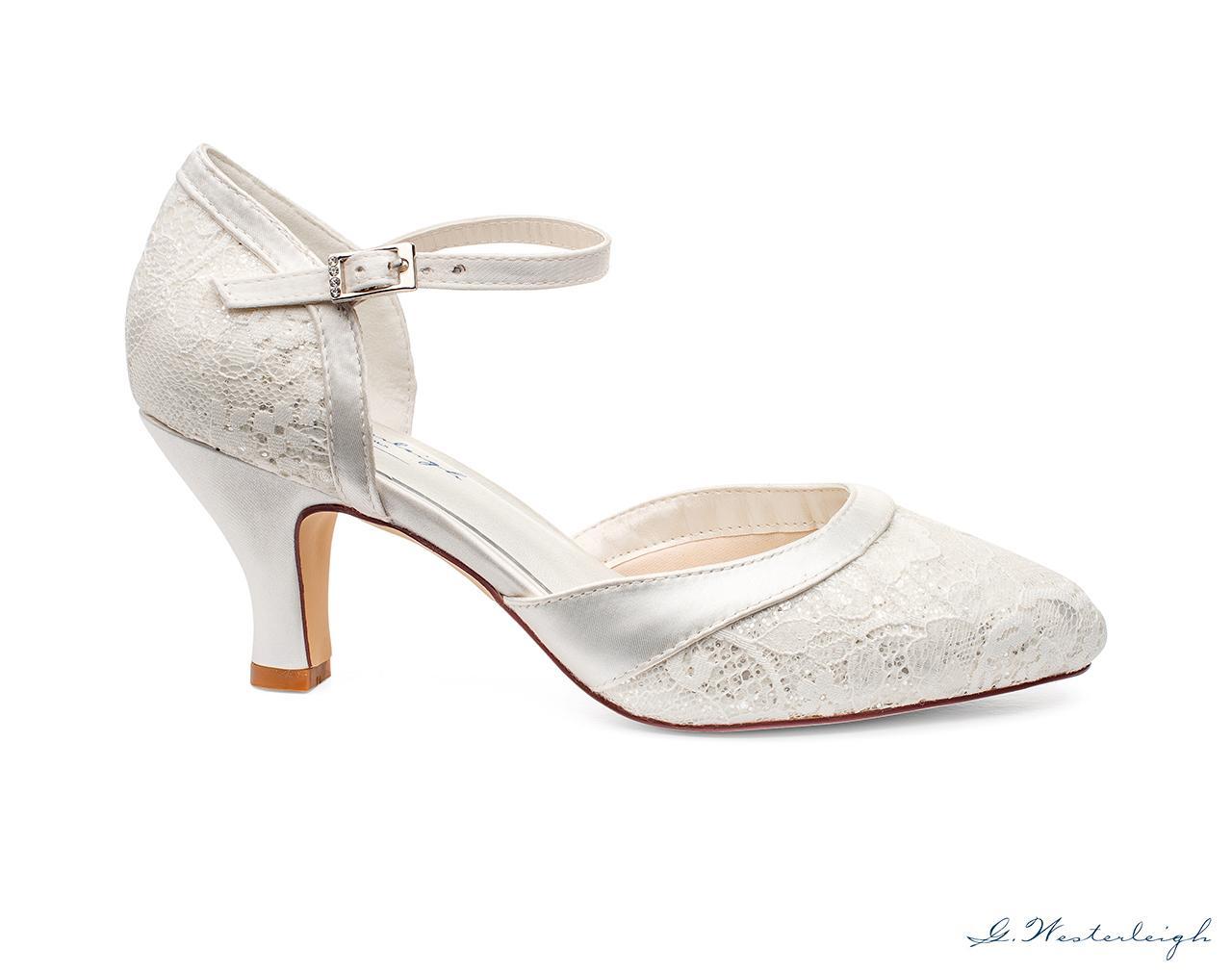 Svadobné topánky Maggie - Obrázok č. 3