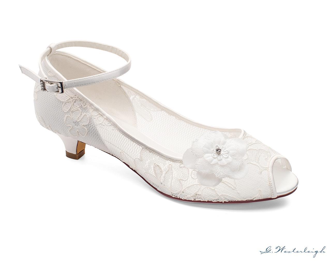 Svadobné topánky Maya 2 - Obrázok č. 1
