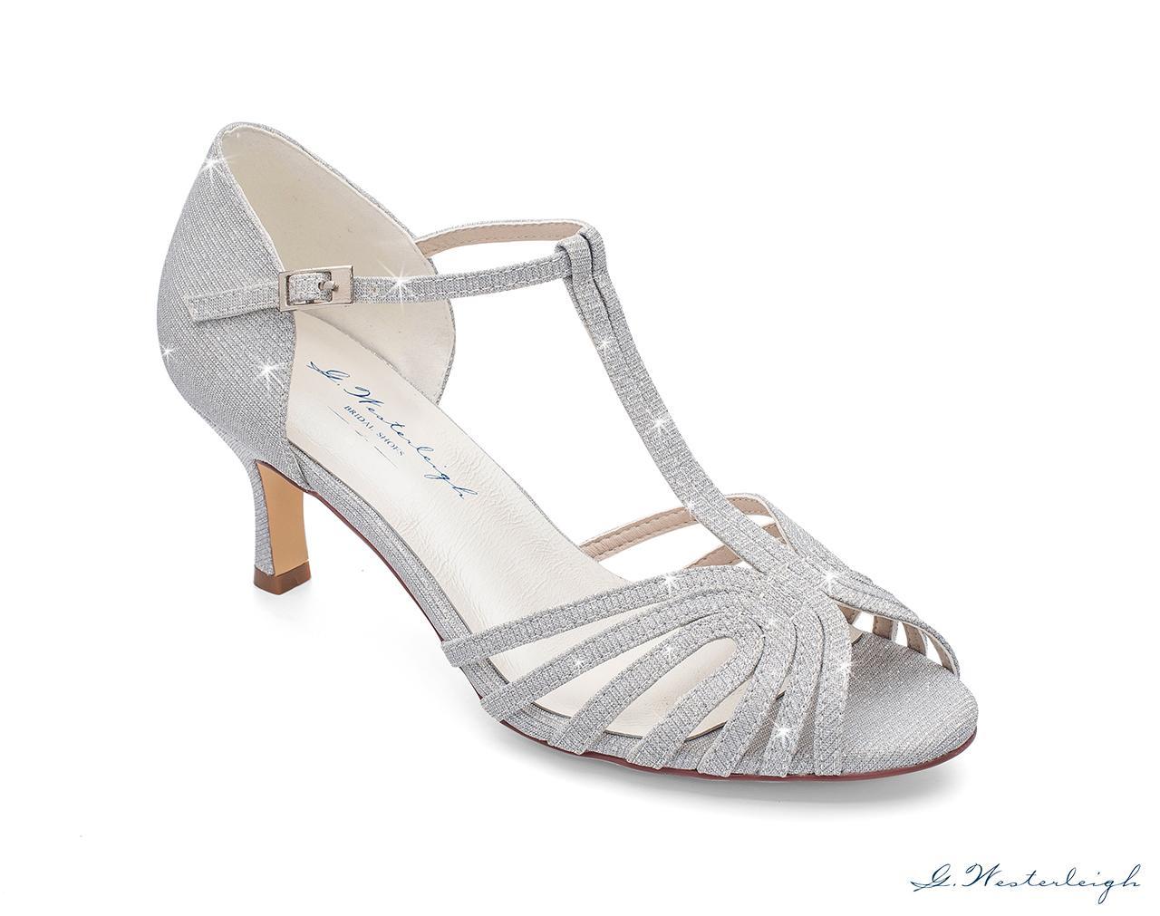 Spoločenské topánky Isabelle - Obrázok č. 1
