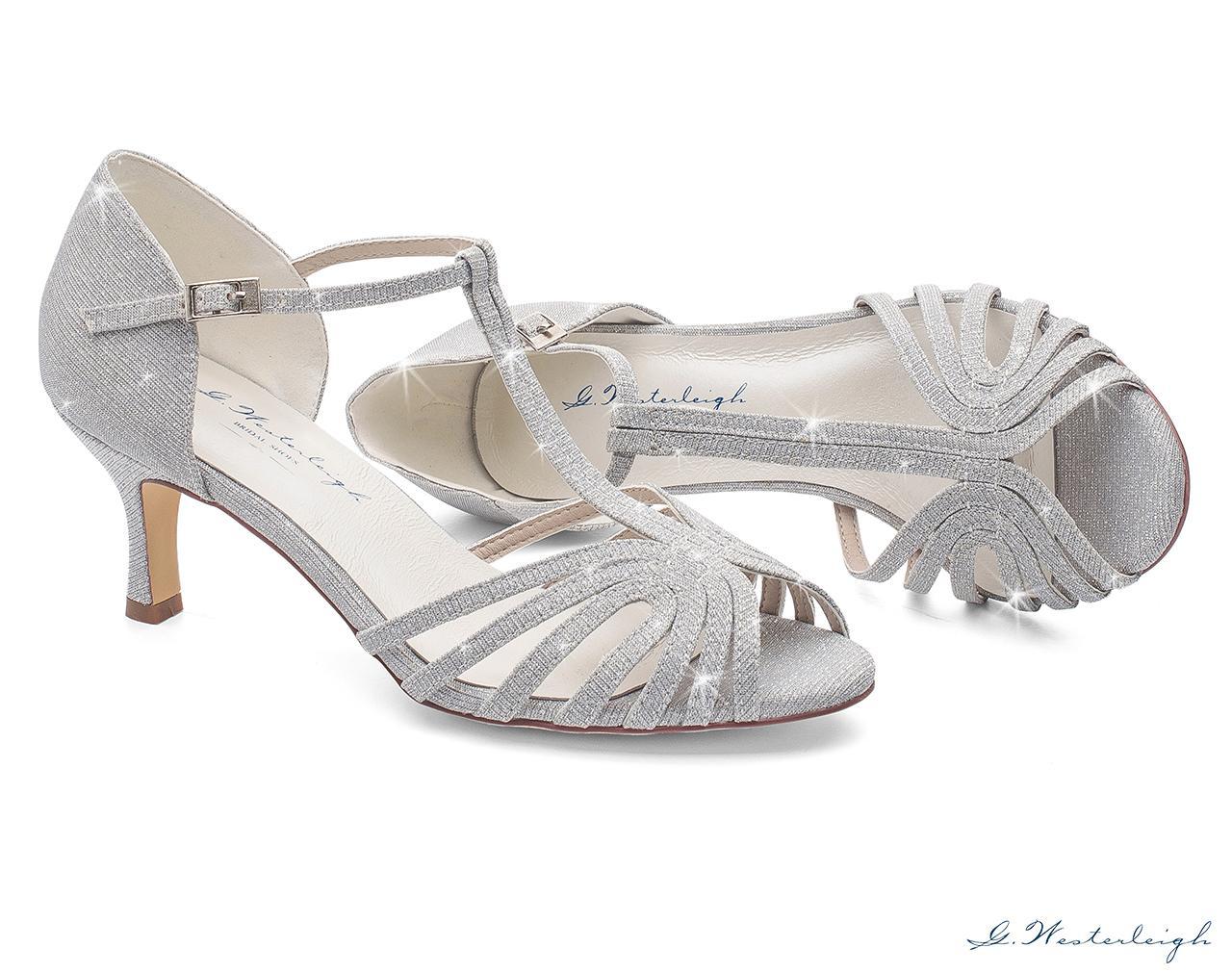 Spoločenské topánky Isabelle - Obrázok č. 2