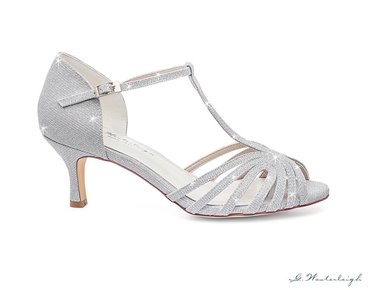 Spoločenské topánky Isabelle - Obrázok č. 3