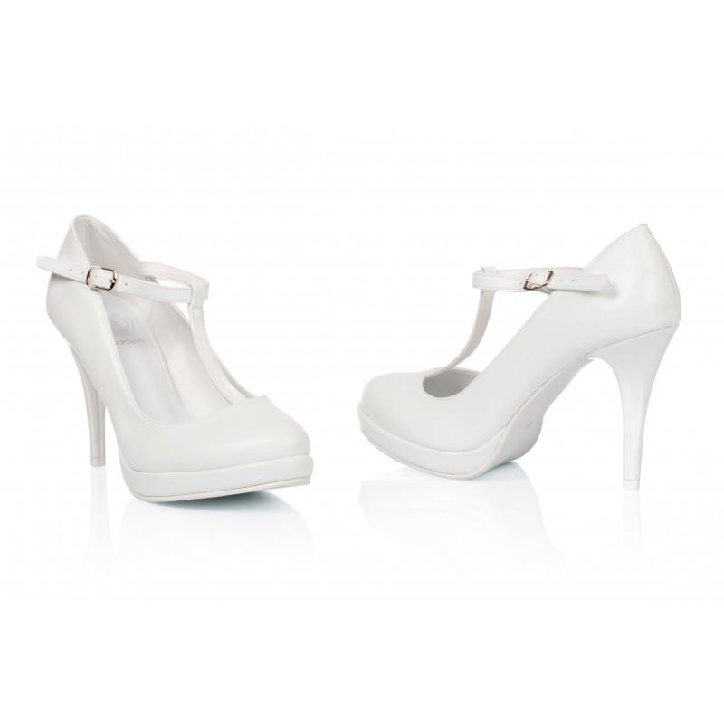 Svadobné topánky Mariola - Obrázok č. 1