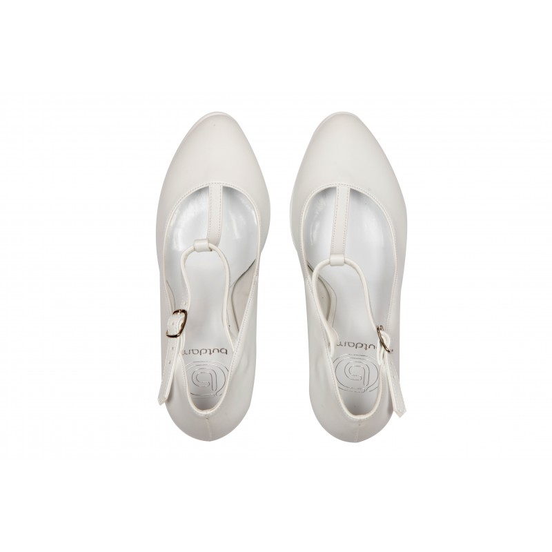 Svadobné topánky Mariola - Obrázok č. 3