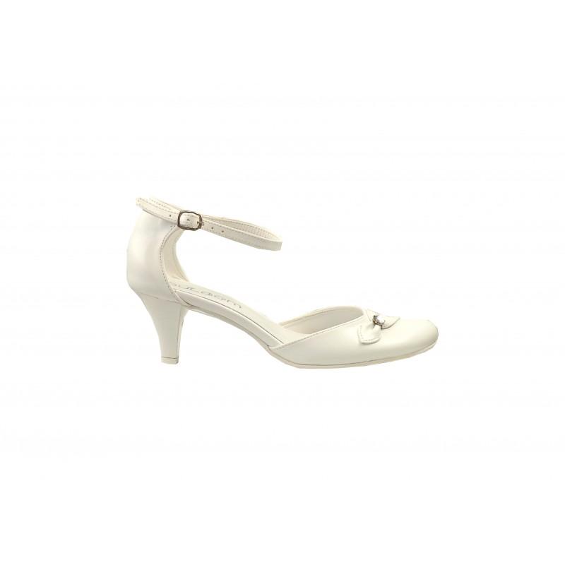Svadobné topánky Diana - Obrázok č. 4