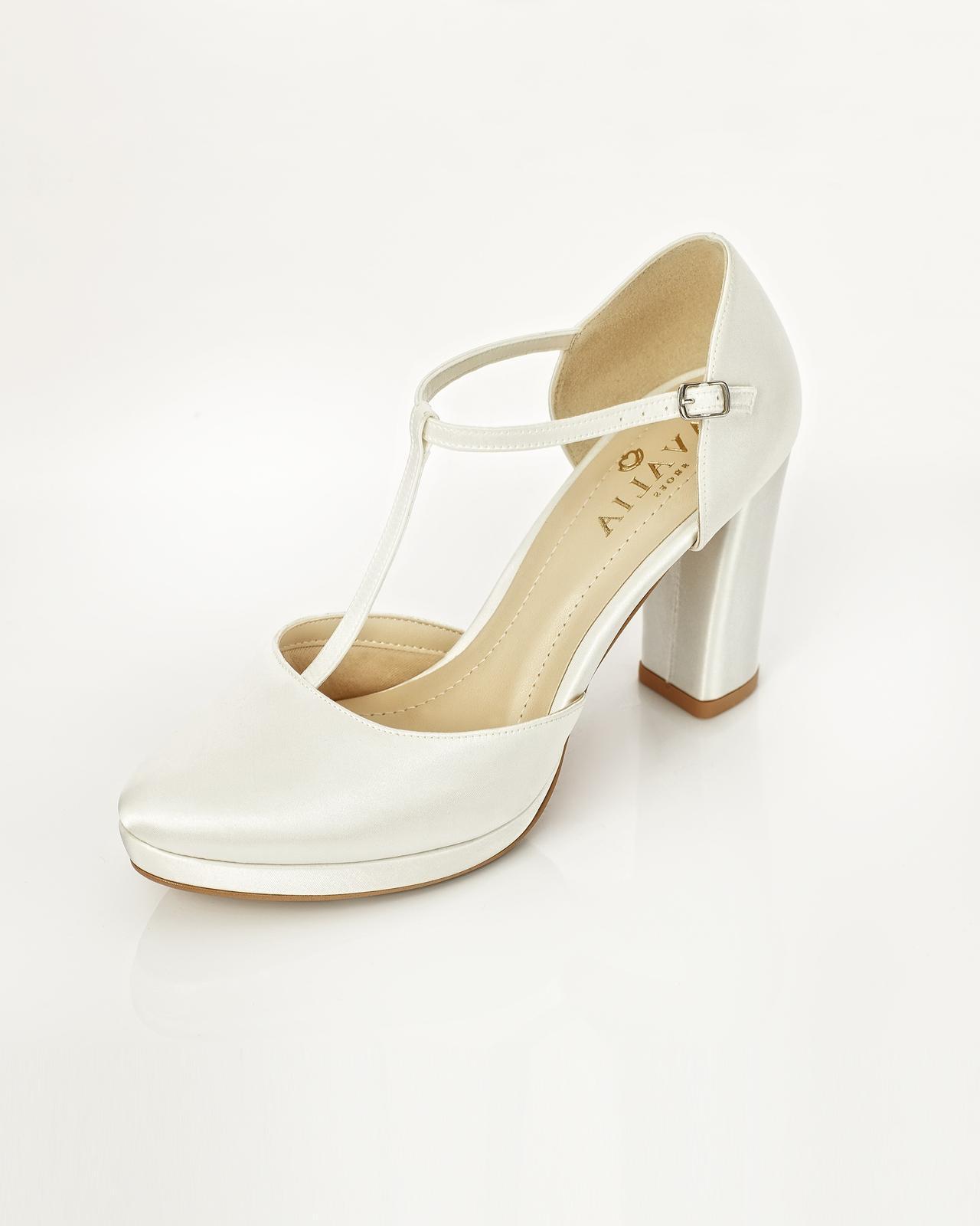 Svadobné topánky Coco - Obrázok č. 1