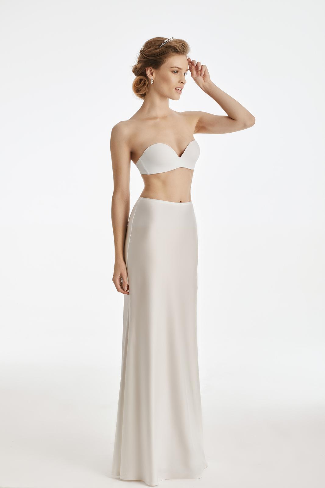 Svadobná spodnička bez kruhov - Obrázok č. 1