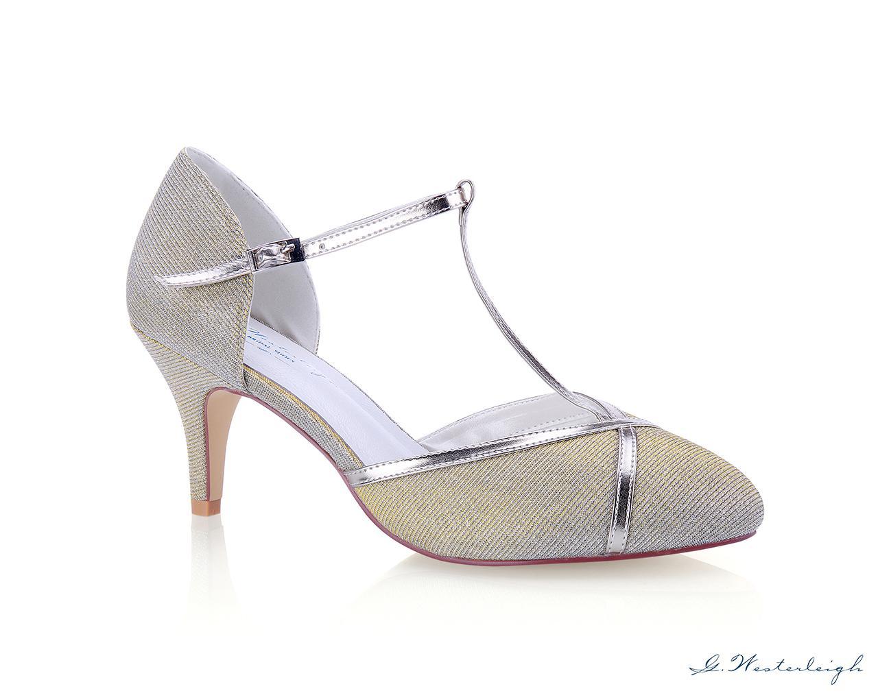 Svadobné topánky Zara 2 - Obrázok č. 1