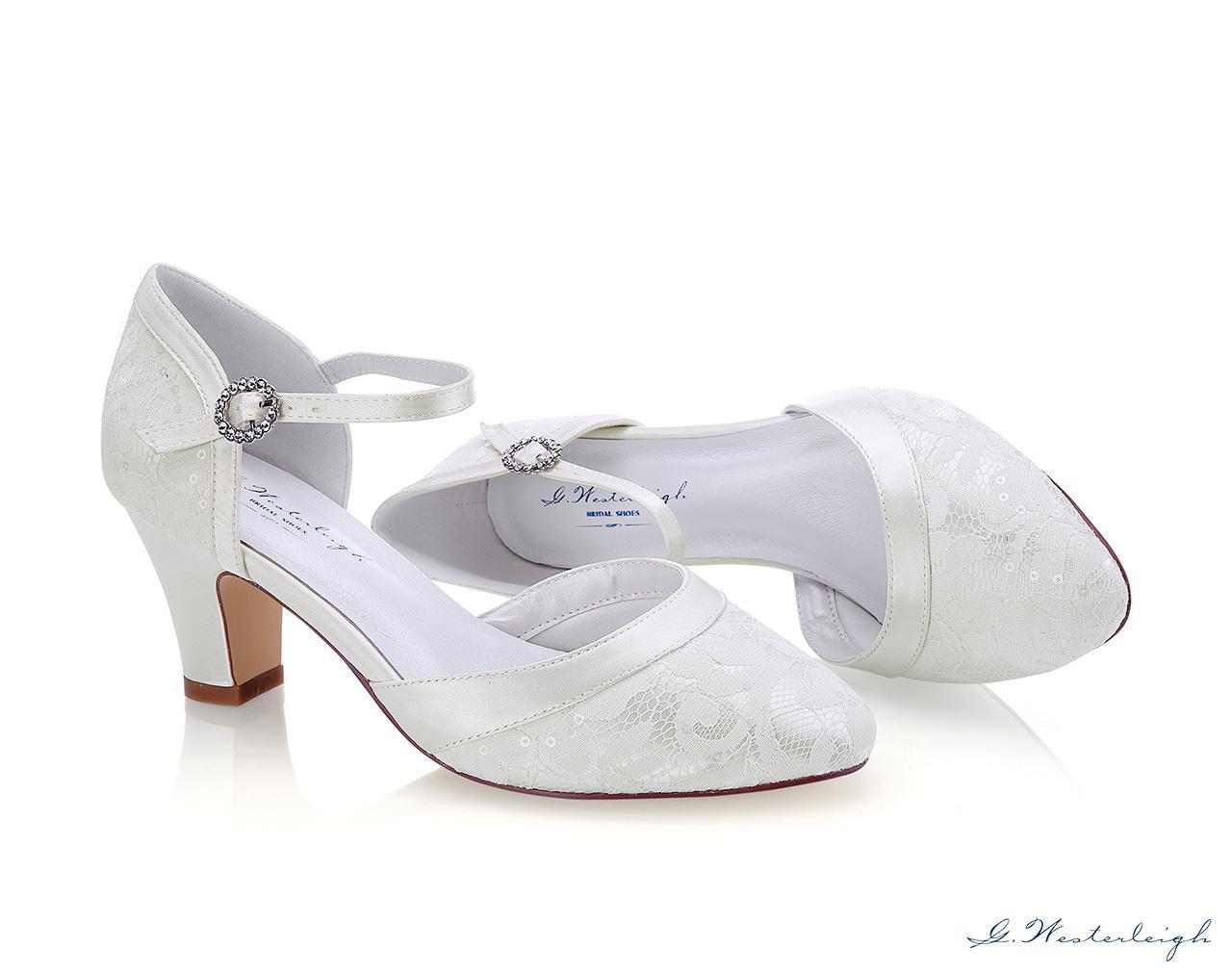 Svadobné topánky Livia - Obrázok č. 2