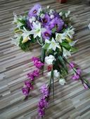 Svatebni kytice,