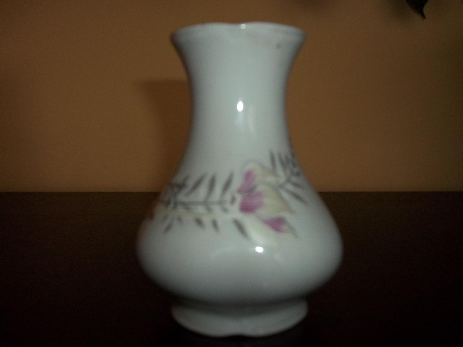 Porcelánová vázička - Obrázok č. 2