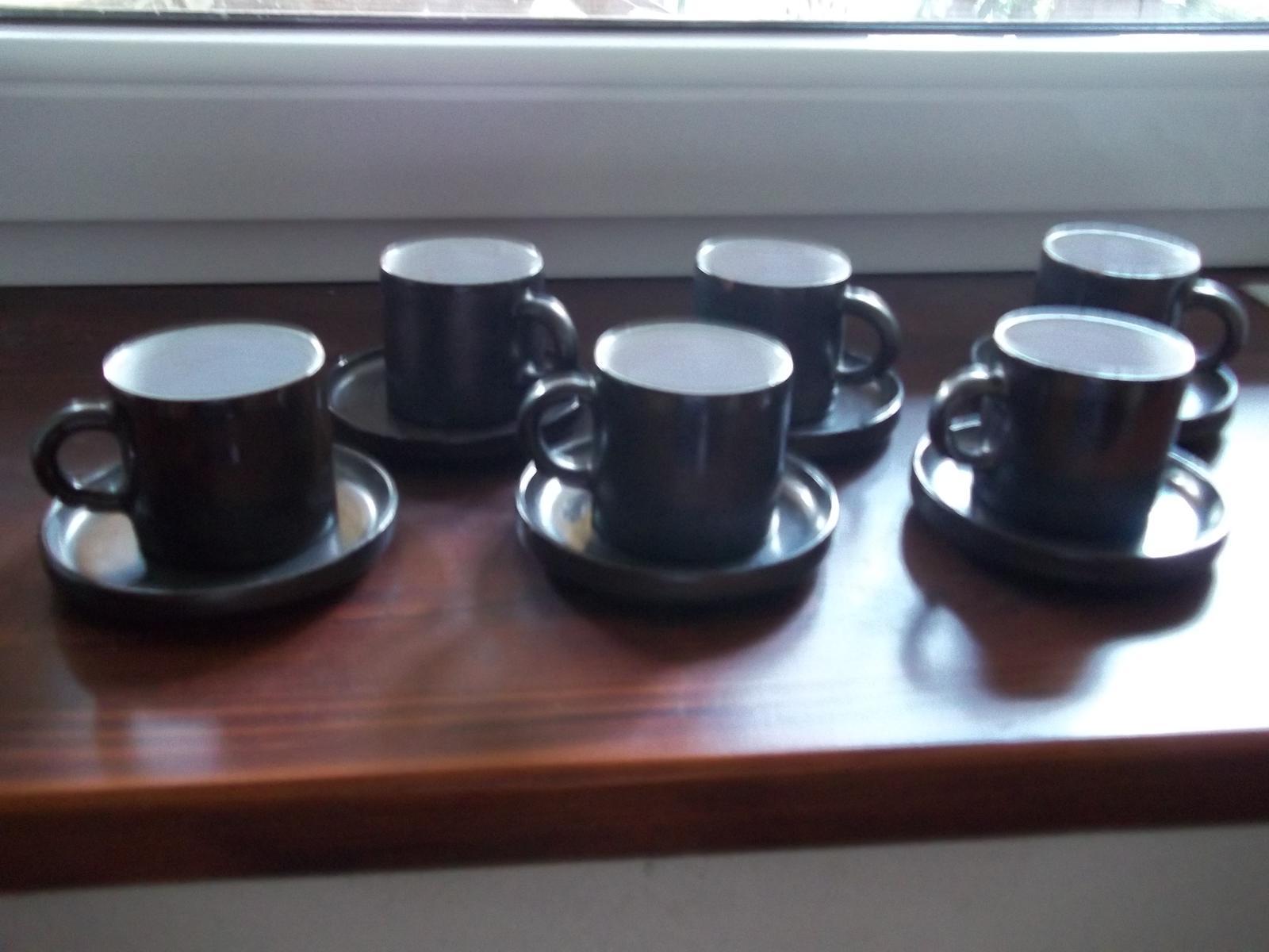Kávová súprava, 70te roky - Obrázok č. 1