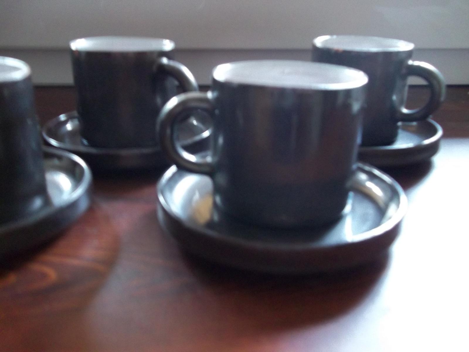 Kávová súprava, 70te roky - Obrázok č. 2