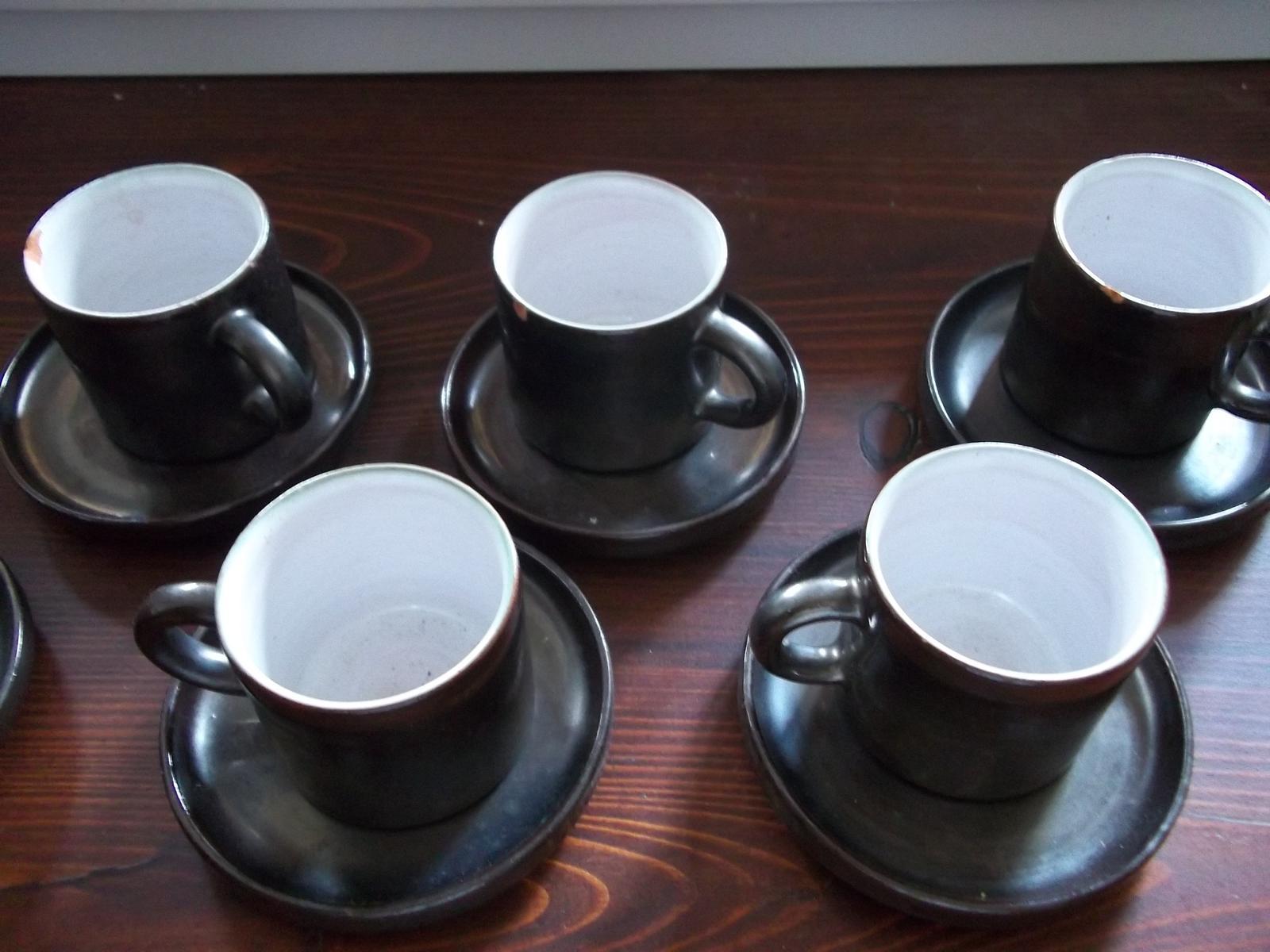 Kávová súprava, 70te roky - Obrázok č. 3
