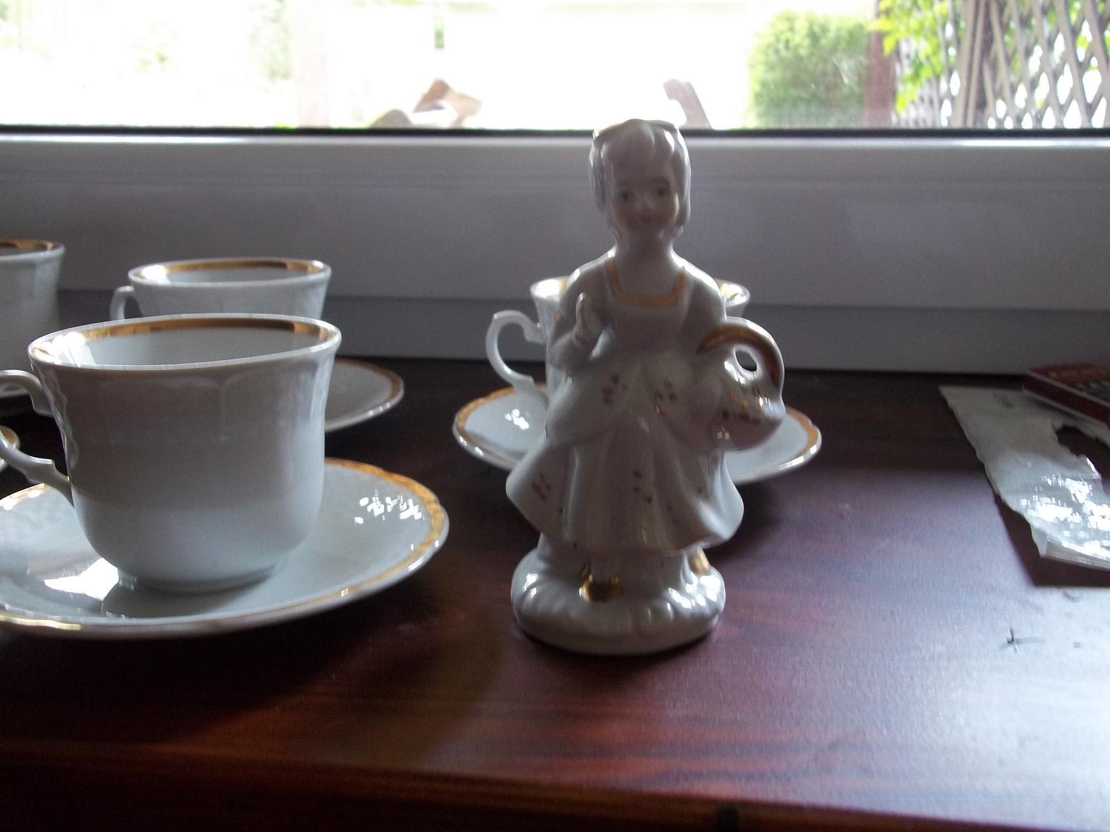 Porcelánová soška - Obrázok č. 1