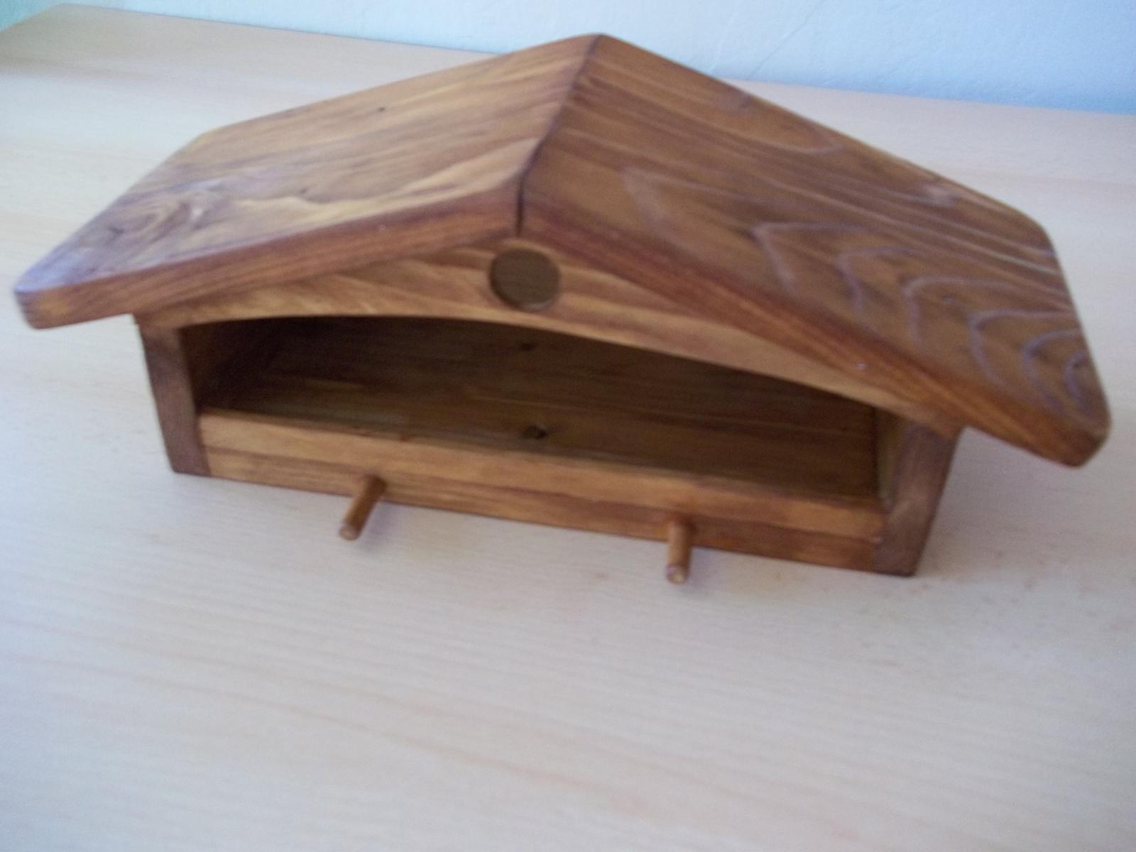 Búdka pre vtáčiky,vrátane poštovného - Obrázok č. 2