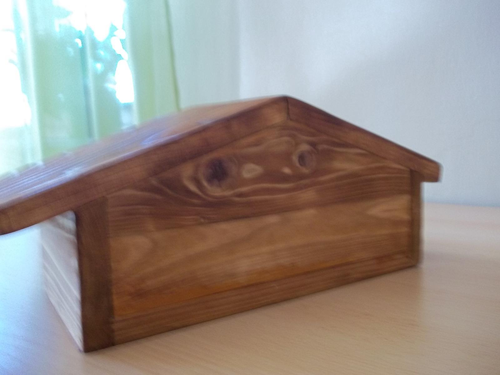Búdka pre vtáčiky,vrátane poštovného - Obrázok č. 3