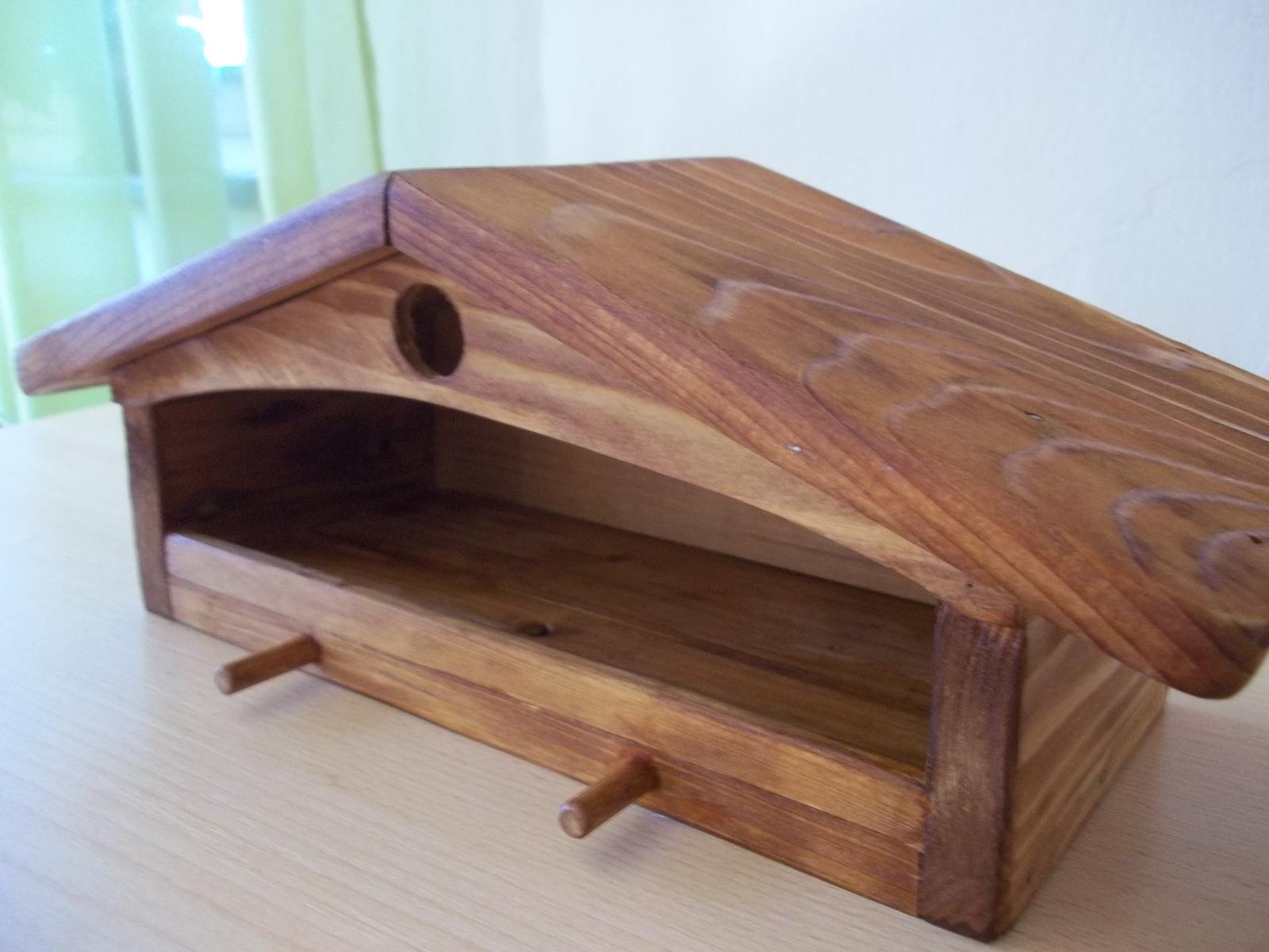 Búdka pre vtáčiky,vrátane poštovného - Obrázok č. 4