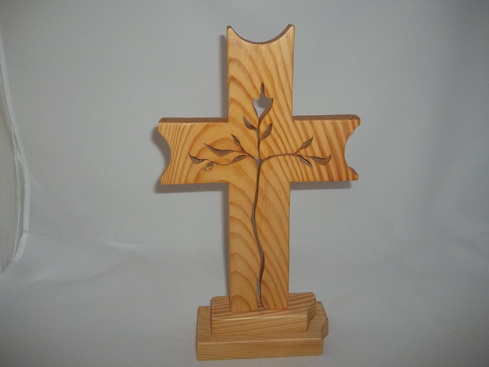 Drevený kríž - Obrázok č. 1