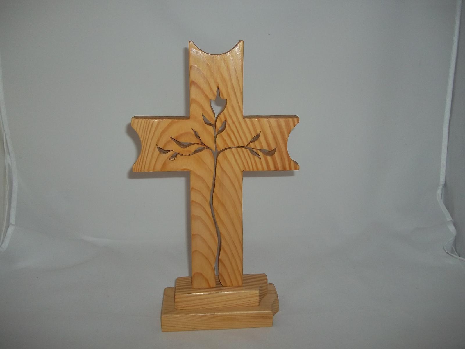 Drevený kríž - Obrázok č. 3