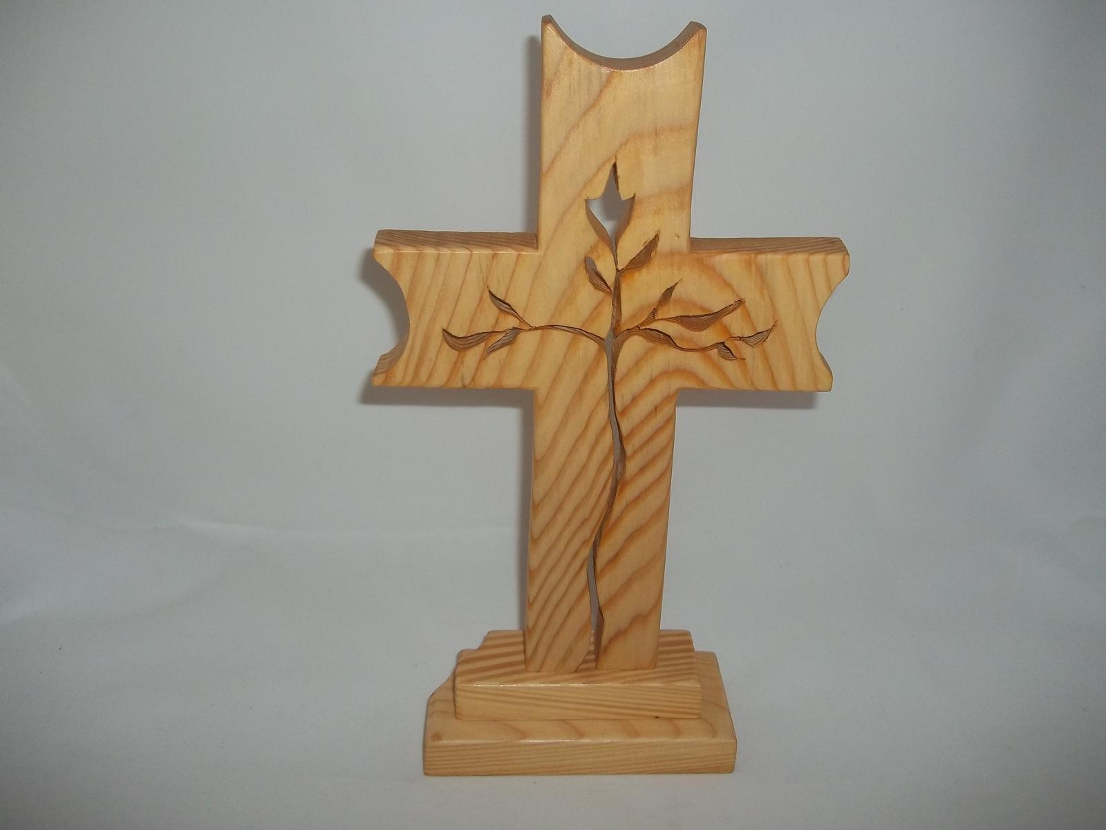 Drevený kríž - Obrázok č. 4