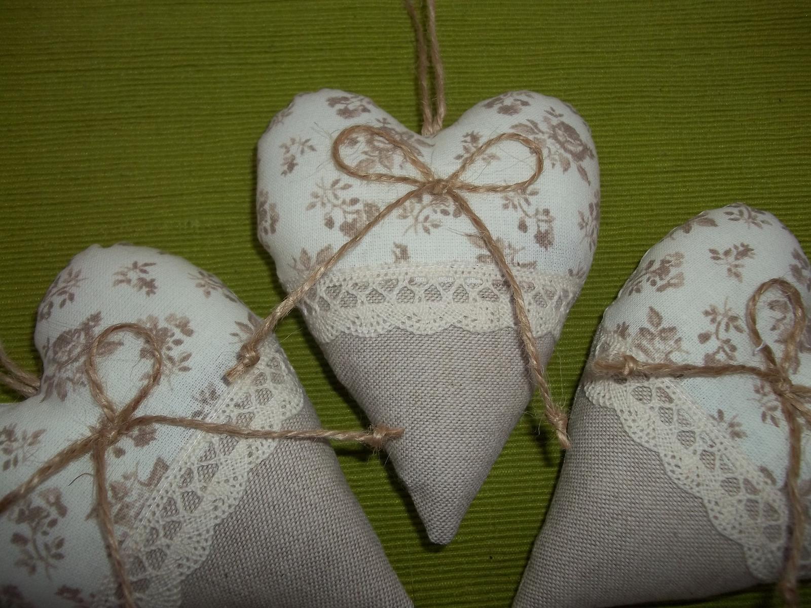 Srdiečko s levanduľou - Obrázok č. 1