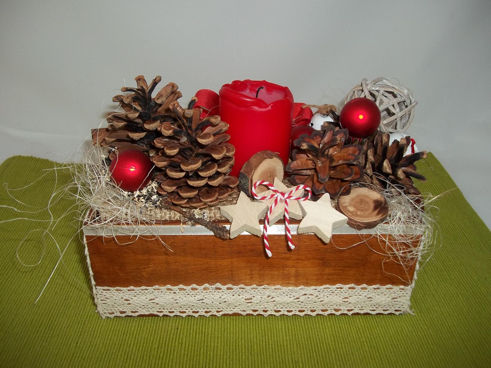 Vianočná dekorácia,cena je s poštovným - Obrázok č. 1