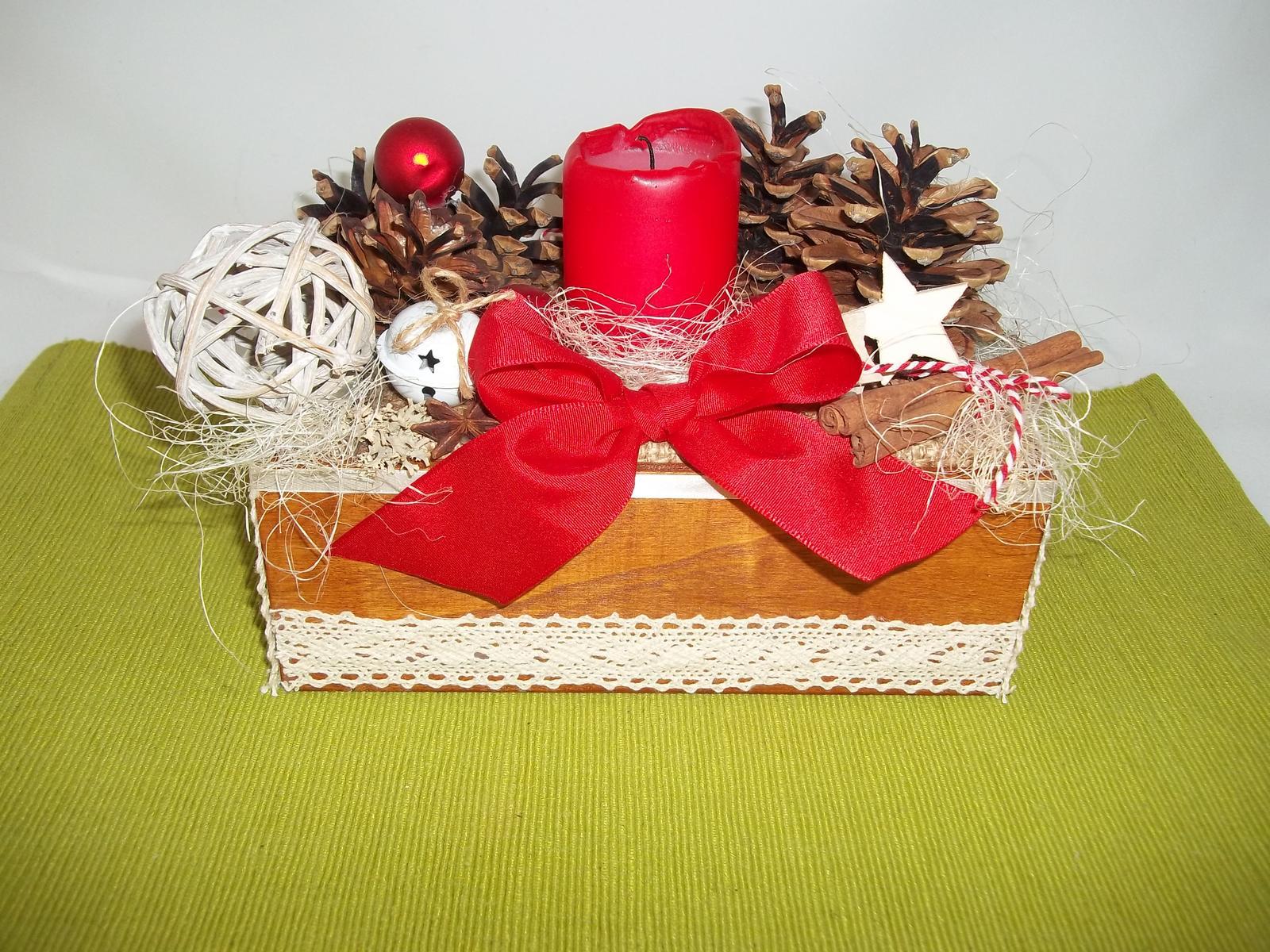 Vianočná dekorácia,cena je s poštovným - Obrázok č. 2