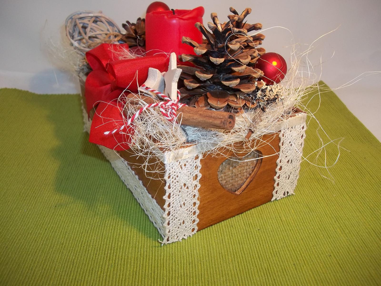 Vianočná dekorácia,cena je s poštovným - Obrázok č. 3