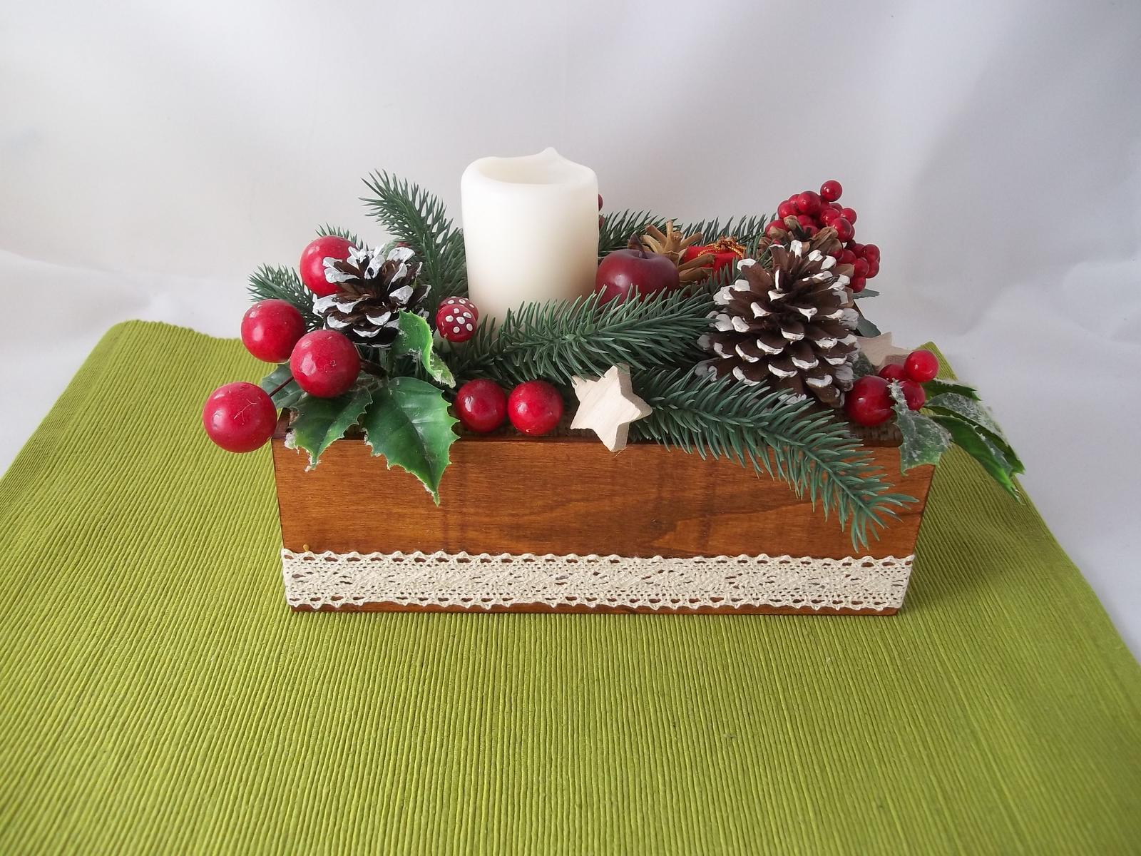 Vianočná, cena je vrátane poštovného - Obrázok č. 1