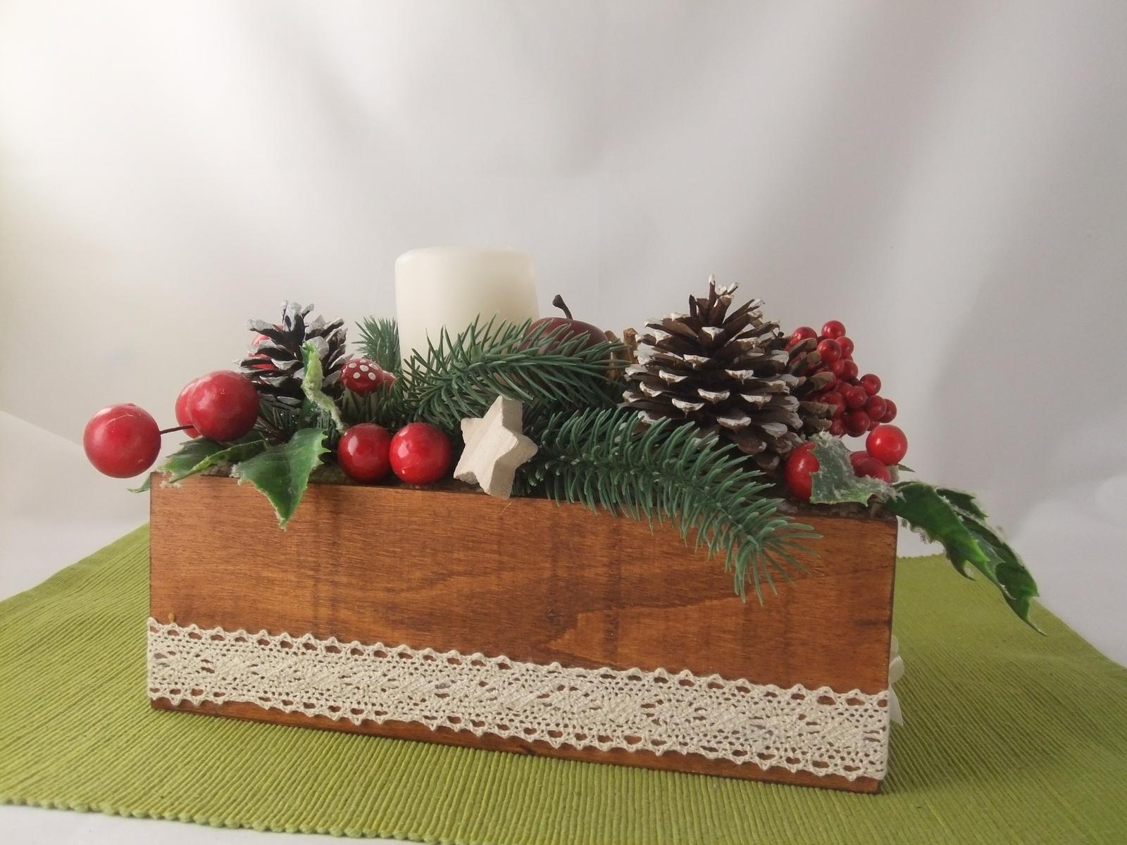 Vianočná, cena je vrátane poštovného - Obrázok č. 3