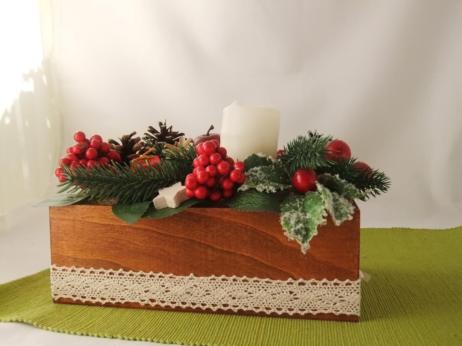 Vianočná, cena je vrátane poštovného - Obrázok č. 4
