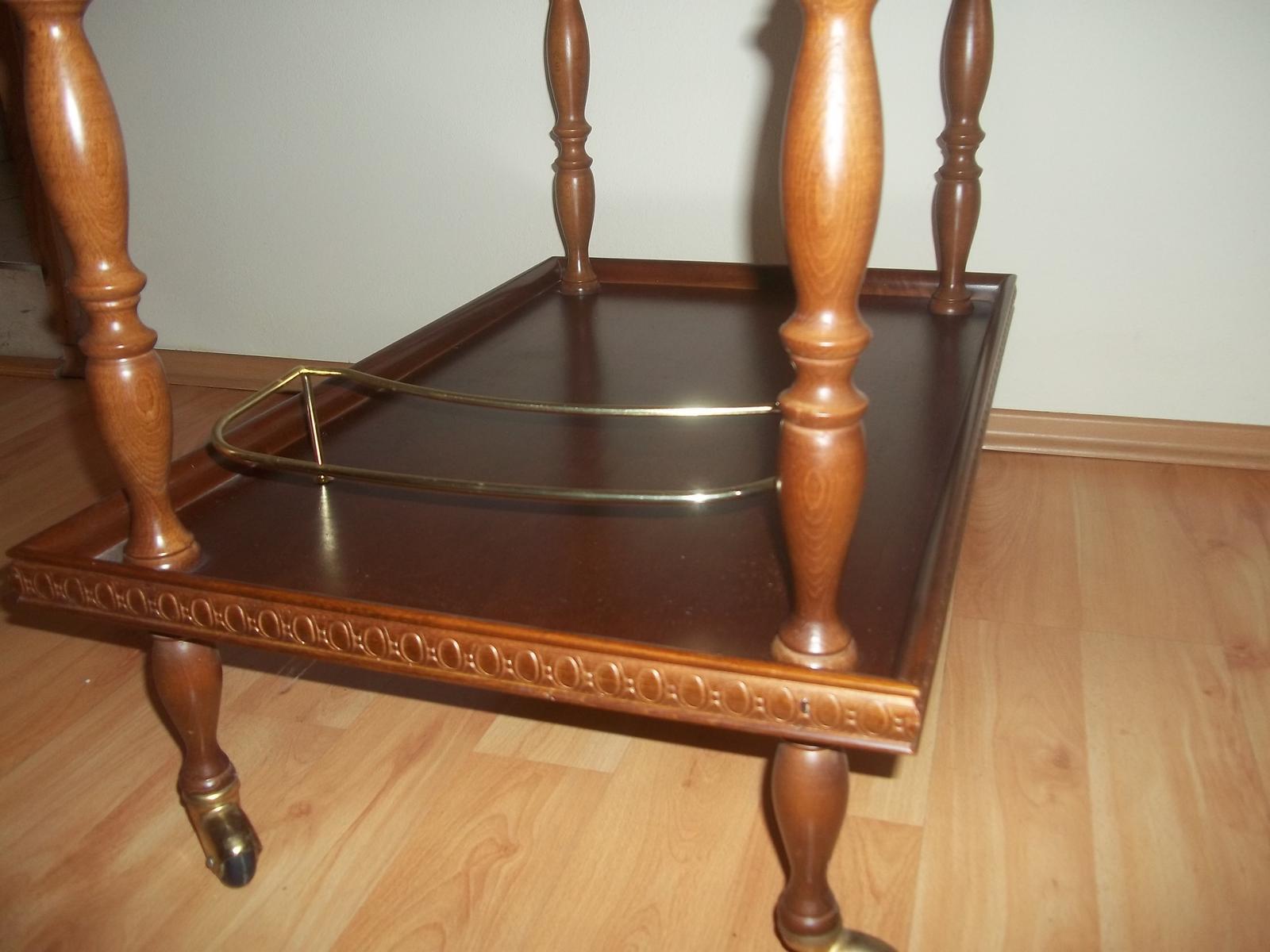 Servírovací stolík - Obrázok č. 3