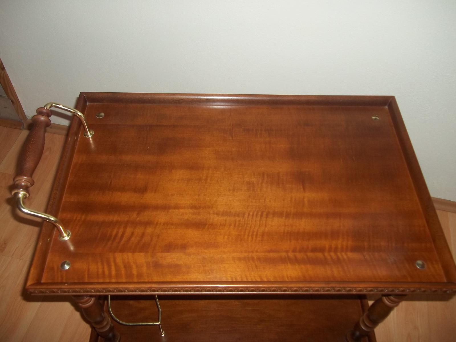 Servírovací stolík - Obrázok č. 4