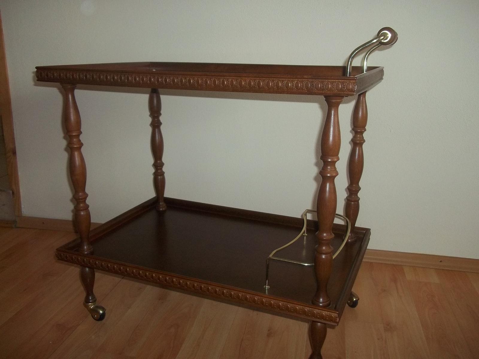 Servírovací stolík - Obrázok č. 1