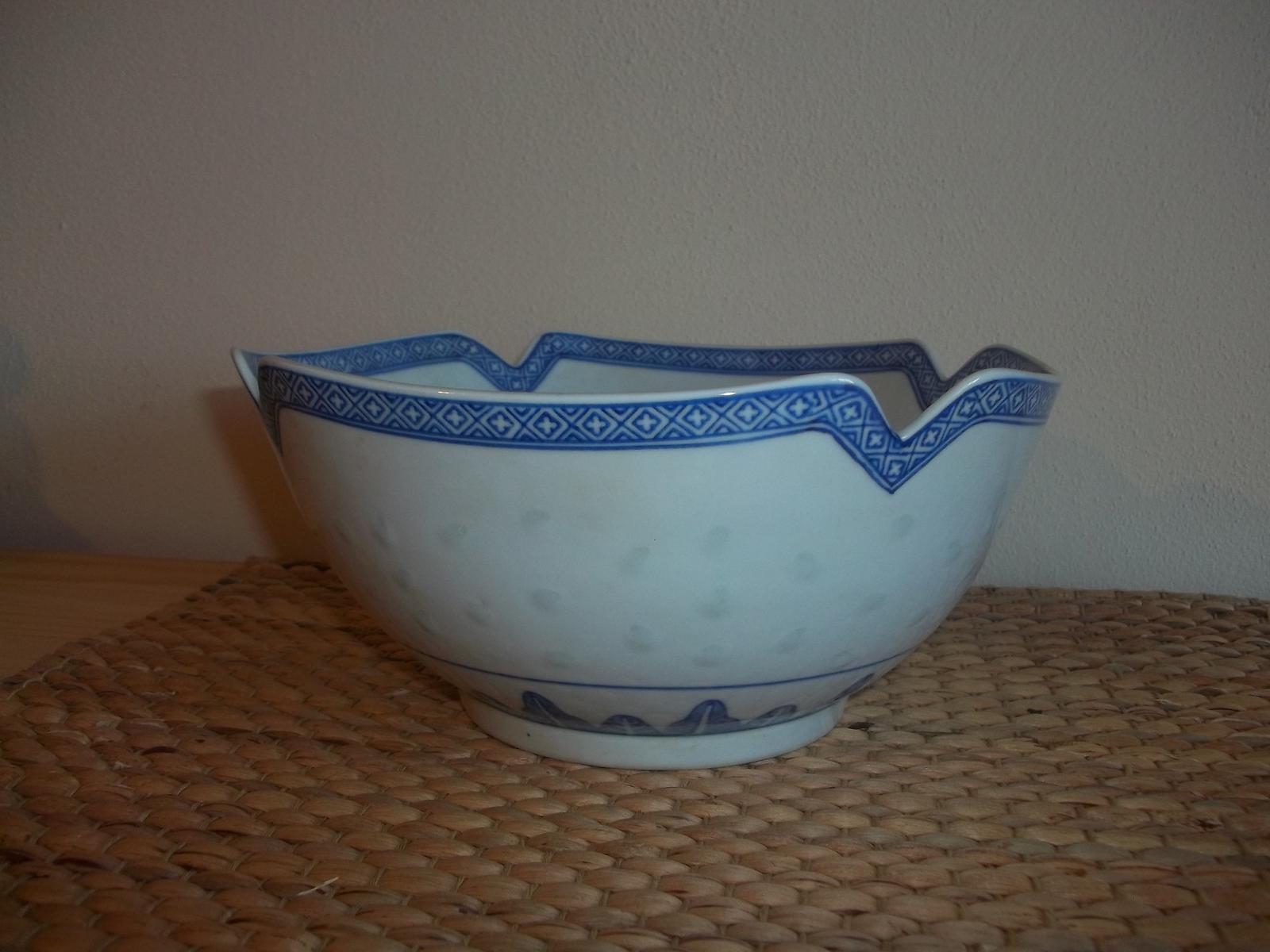 Veľká porcelánová misa - Obrázok č. 2