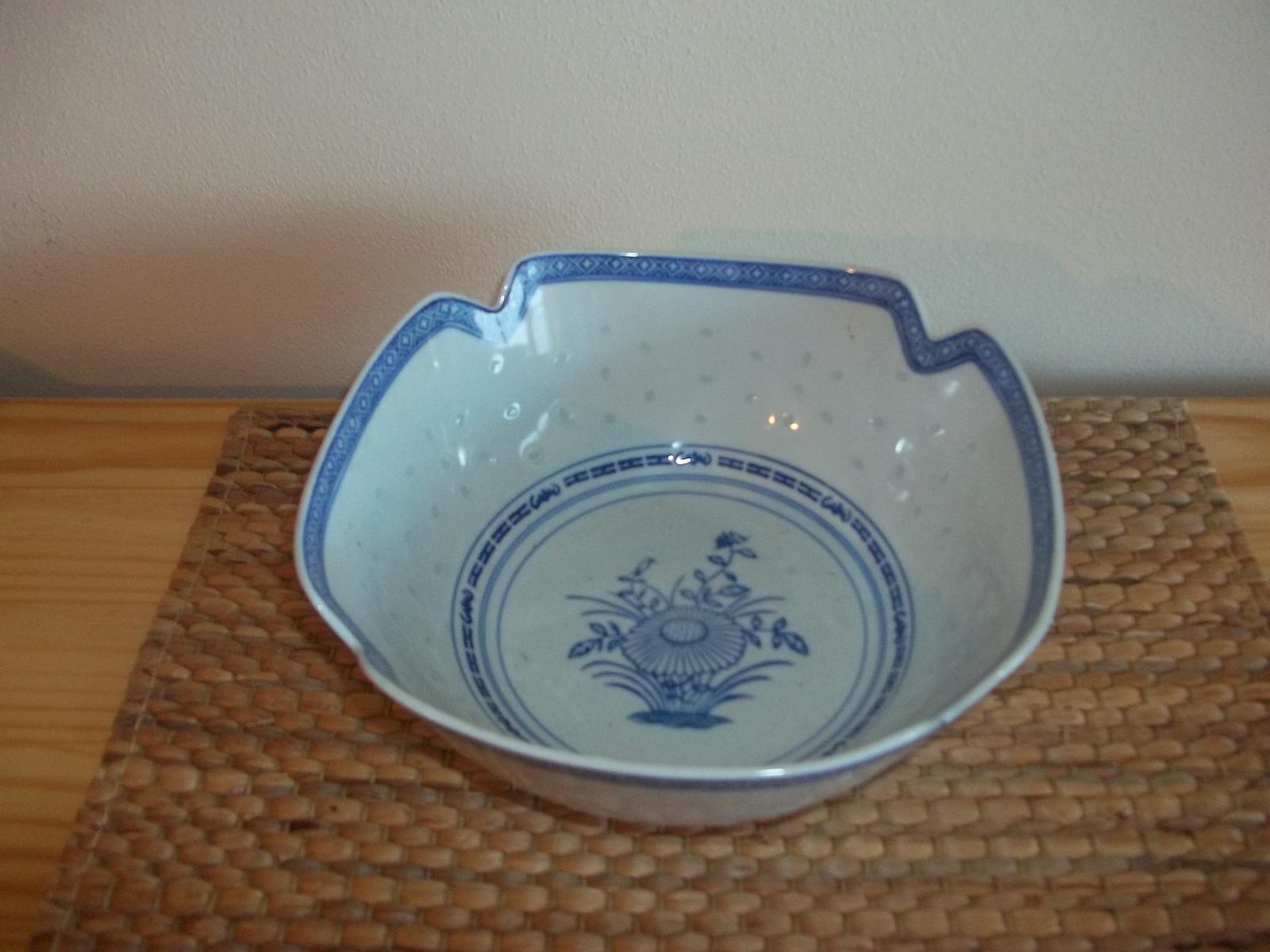 Veľká porcelánová misa - Obrázok č. 3