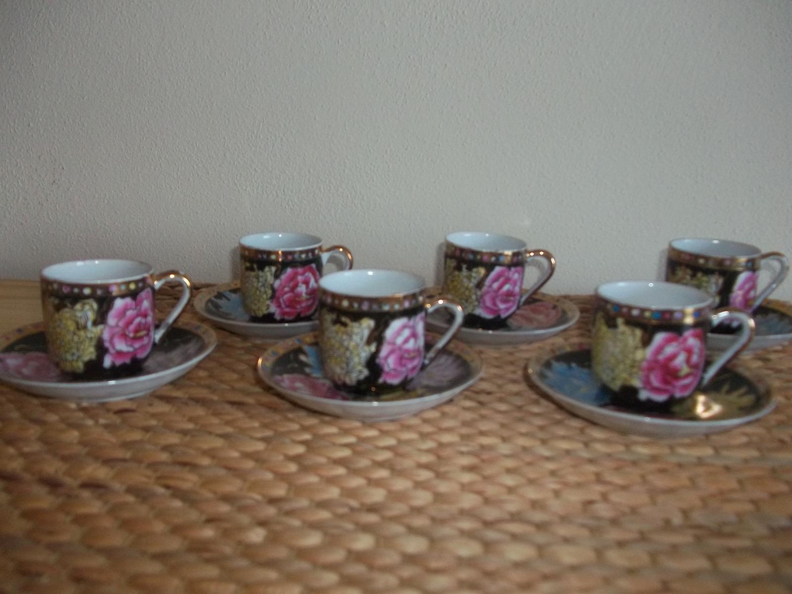 Staručké šálky z čínskeho porcelánu - Obrázok č. 2