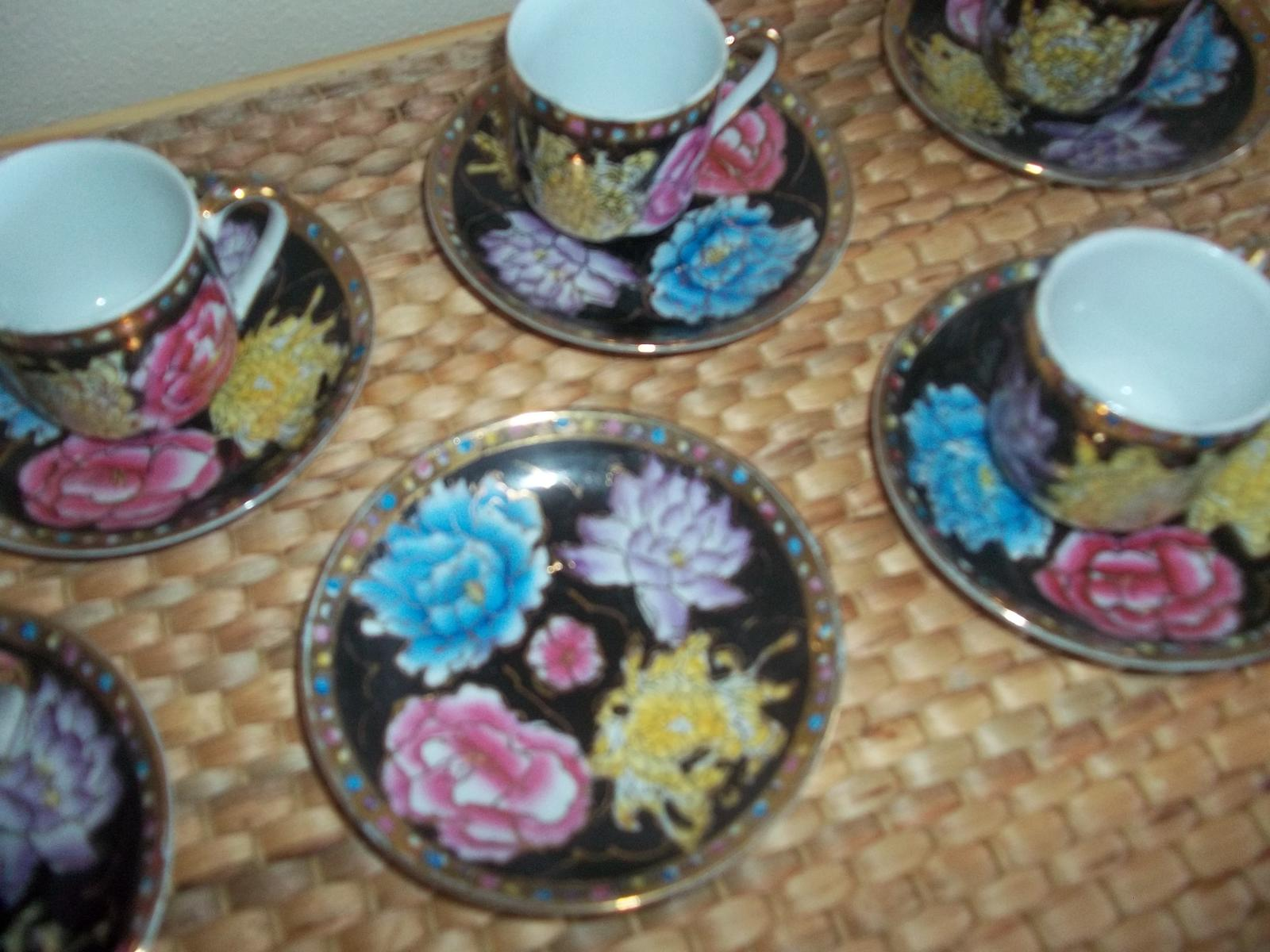 Staručké šálky z čínskeho porcelánu - Obrázok č. 3