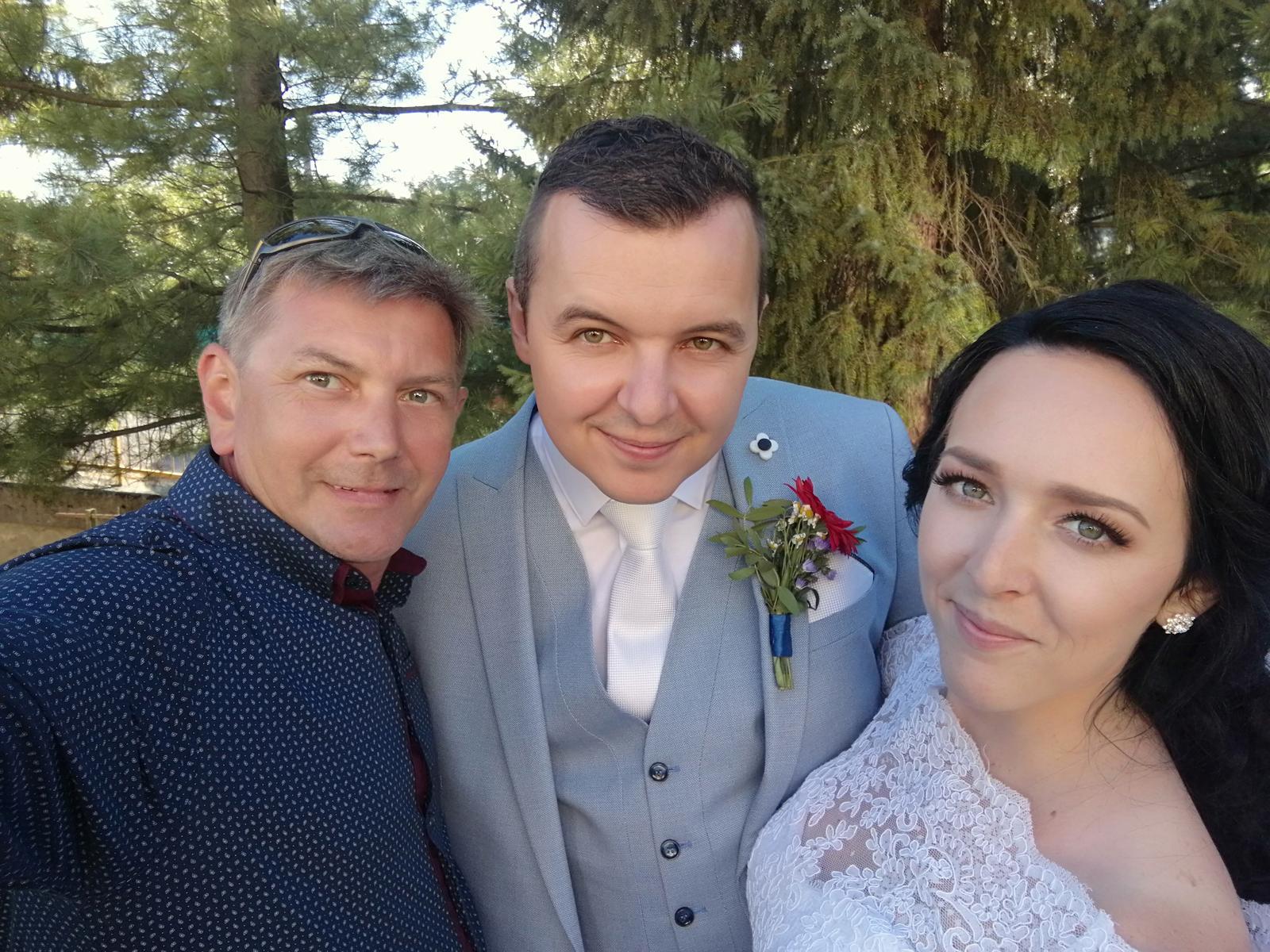 djmarco - Svadba Žikava - so ženíchom a nevestou